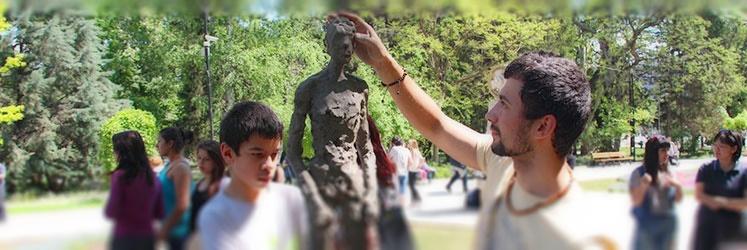 Изящни изкуства - Скулптура